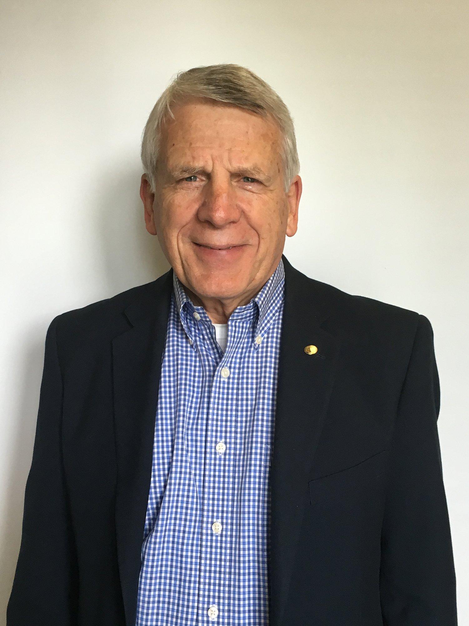 Rev. Dr. Kent E. Kroehler