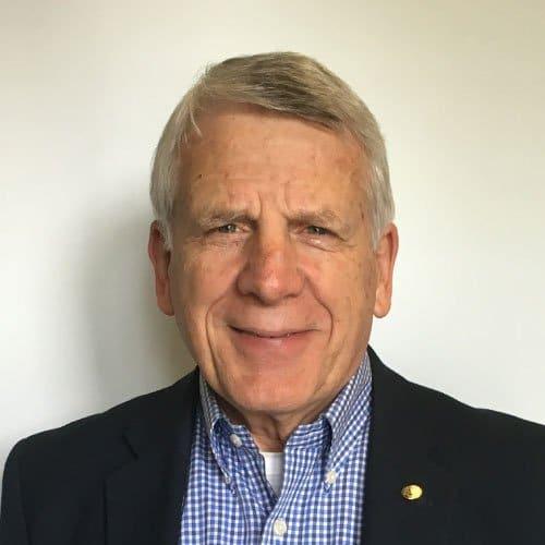 Rev Dr Kent Kroehler